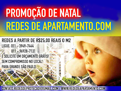 rede de apartamento final do ano
